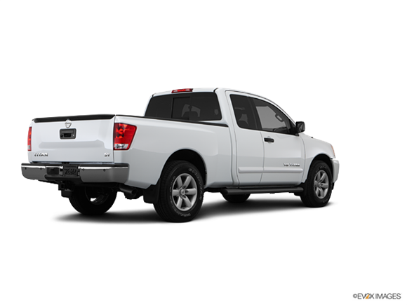 2013 Nissan Titan King Cab SV  Photo