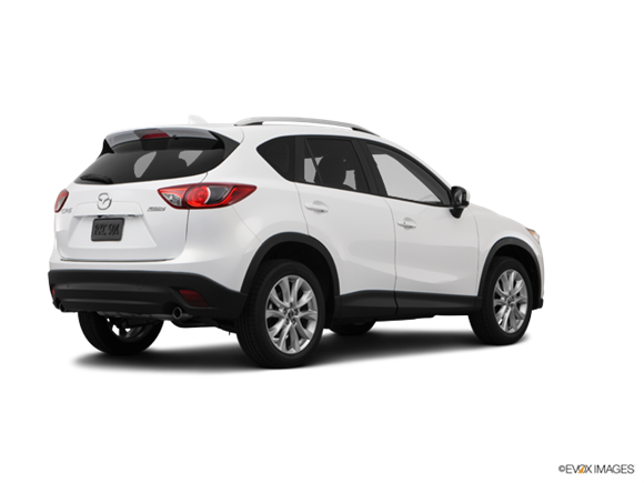 2014 Mazda CX-5 Grand Touring  Photo