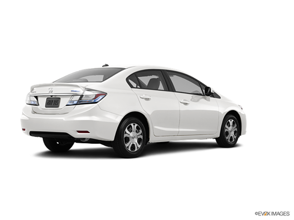 2013 Honda Civic Hybrid  Photo