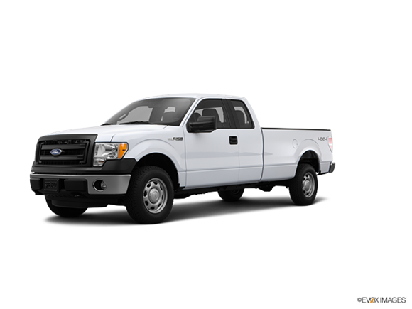 2013 Ford F150 Super Cab XL  Photo