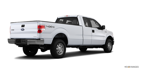 2013 ford f150 super cab xl new car prices kelley blue book. Black Bedroom Furniture Sets. Home Design Ideas
