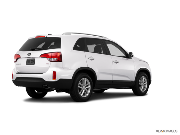 2014 Kia Sorento SX  Photo