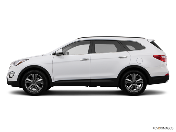 2013 Hyundai Santa Fe Limited  Photo