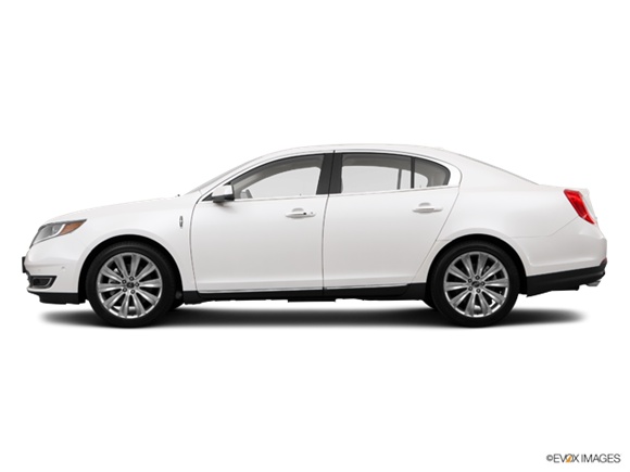 2015 Lincoln MKS EcoBoost  Sedan