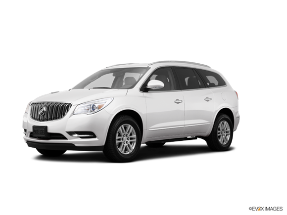 2013 Buick Enclave Front Side View Male Models Picture