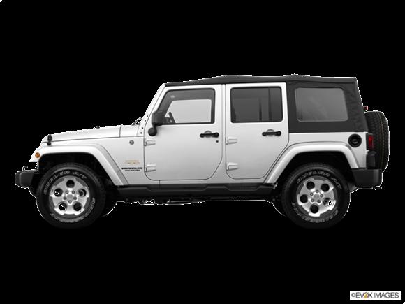 2015 Jeep Wrangler Unlimited Sahara  Sport Utility