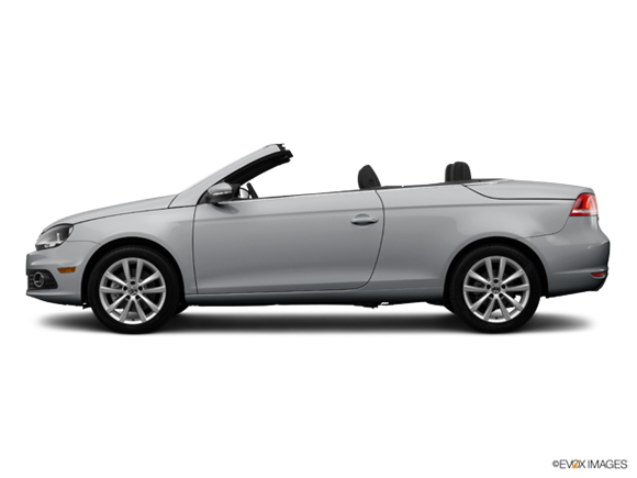 2015 Volkswagen Eos Executive  Convertible