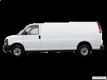 2015 GMC Savana 3500 Cargo Diesel Extended  Extended Van