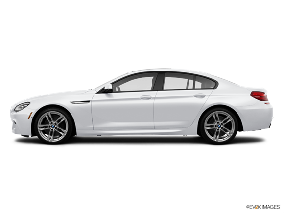 2015 BMW 6 Series 640i Gran Coupe xDrive  Photo