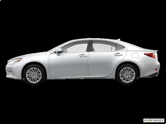 2014 lexus es 350 manual