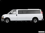 2015 GMC Savana 2500 Passenger LT  Van