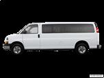 2015 Chevrolet Express 2500 Passenger LT  Van