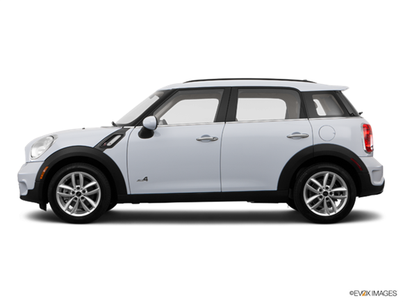 2015 MINI Countryman Cooper S ALL4  Hatchback