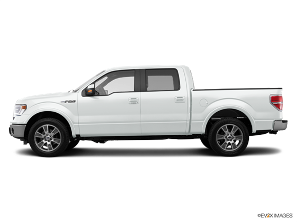 2014 Ford F150 SuperCrew Cab Lariat  Photo