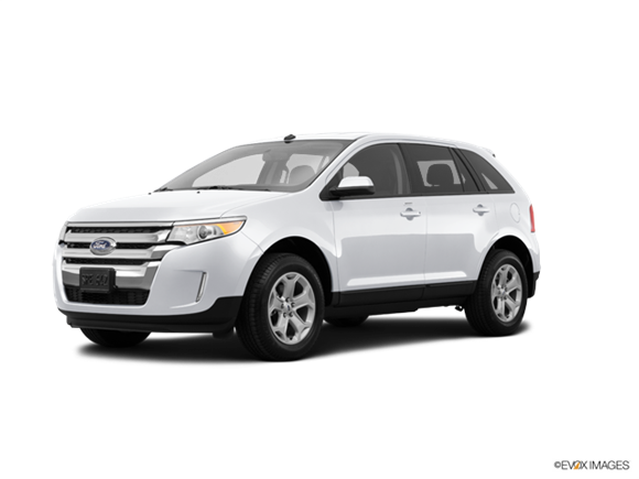 2013 Ford Edge Exterior Colors