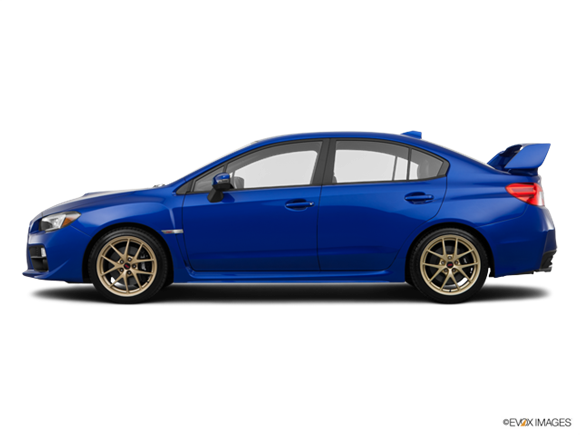 2015 Subaru WRX STI Launch Edition  Sedan