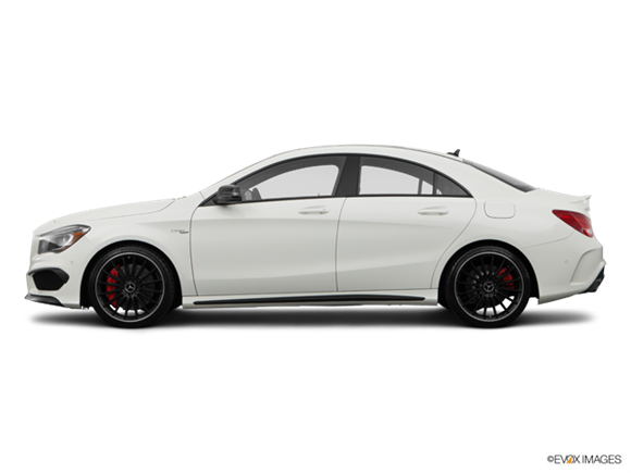2014 Mercedes-Benz CLA-Class CLA45 AMG 4MATIC  Photo