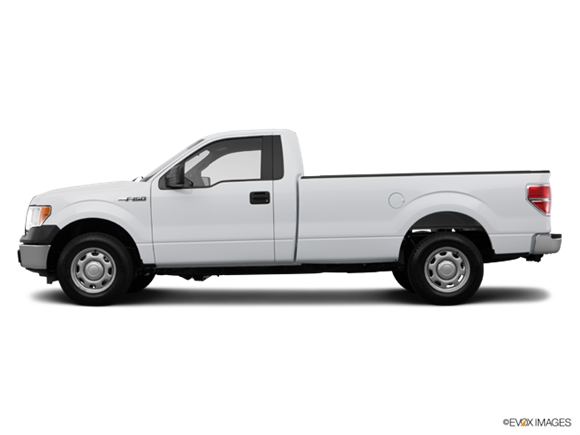 2014 Ford F150 Regular Cab XL  Photo