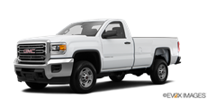 2015 GMC Sierra 2500 HD Regular Cab