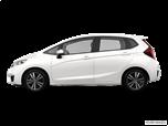2015 Honda Fit EX-L  Hatchback
