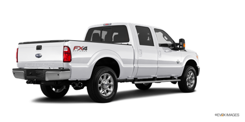 Current Ford F250 Incentives