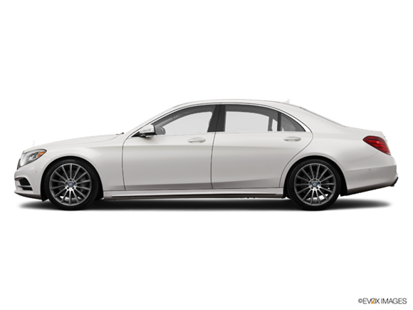 2015 Mercedes-Benz S-Class S550 4MATIC  Sedan