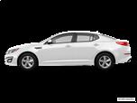 2015 Kia Optima SX Turbo  Sedan