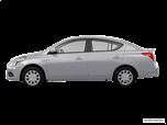 2015 Nissan Versa SL  Sedan