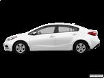 2015 Kia Forte LX  Sedan