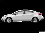 2015 Kia Forte EX  Sedan