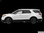 2015 Ford Explorer Sport  Sport Utility
