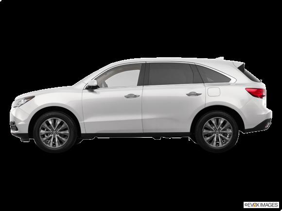 2015 Acura MDX SH-AWD  Sport Utility