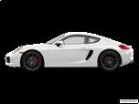 2016 Porsche Cayman S  Coupe