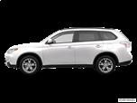 2015 Mitsubishi Outlander SE  Sport Utility