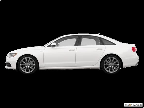 2015 Audi A6 TDI Premium Plus  Sedan