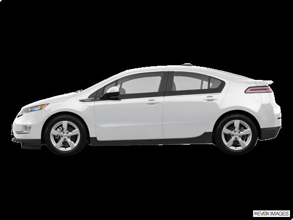 2015 Chevrolet Volt  Sedan