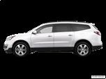 2015 Chevrolet Traverse LTZ  Sport Utility