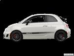 2015 FIAT 500 Abarth Cabrio  Cabriolet