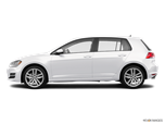 2015 Volkswagen Golf S  Hatchback Sedan