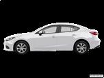 2015 Mazda MAZDA3 i Sport  Sedan