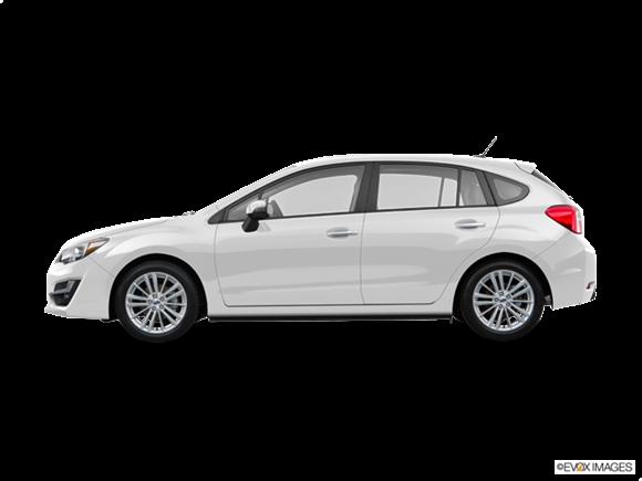 2015 Subaru Impreza 2.0i Limited  Wagon