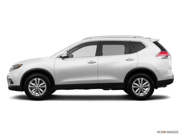 2015 Nissan Rogue S  Sport Utility