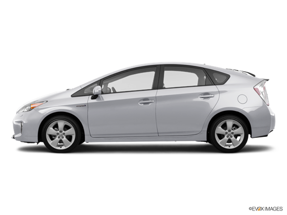 2015 Toyota Prius Five  Photo
