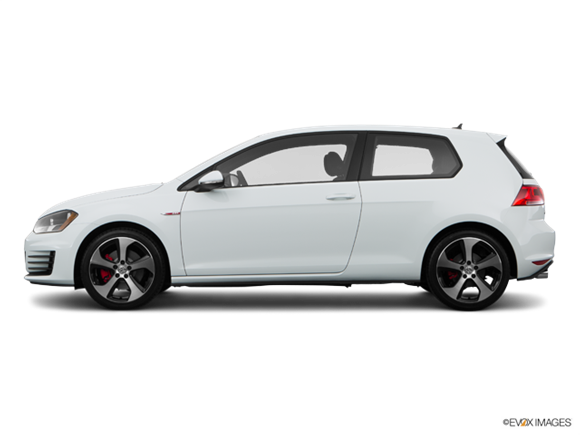 2015 Volkswagen Golf GTI S  Hatchback Coupe