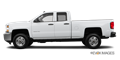 Chevrolet Silverado 2500 HD Double Cab Pickup