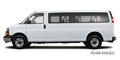GMC Savana 3500 Passenger Van/Minivan