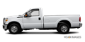 Ford F350 Super Duty Regular Cab Pickup