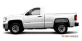 GMC Sierra 1500 Regular Cab Pickup