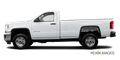 GMC Sierra 2500 HD Regular Cab Pickup