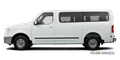 Nissan NV3500 HD Passenger Van/Minivan